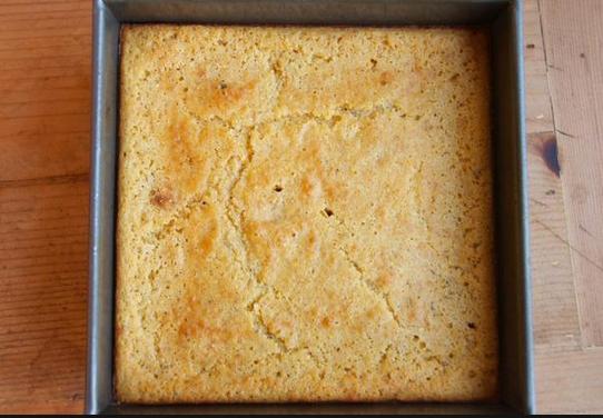 cornbread gluten and corn free
