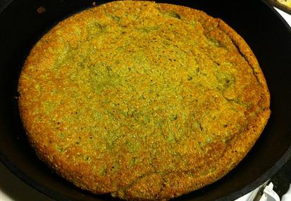 quinoa pizza bread