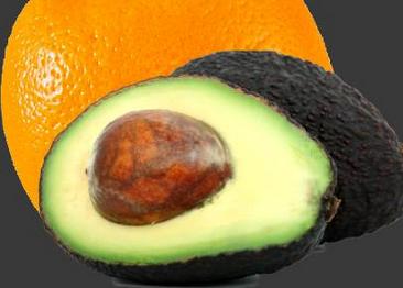 wild orange morrocan smoothie