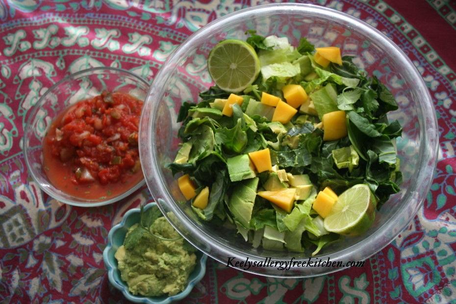 Fiesta Greens Salad