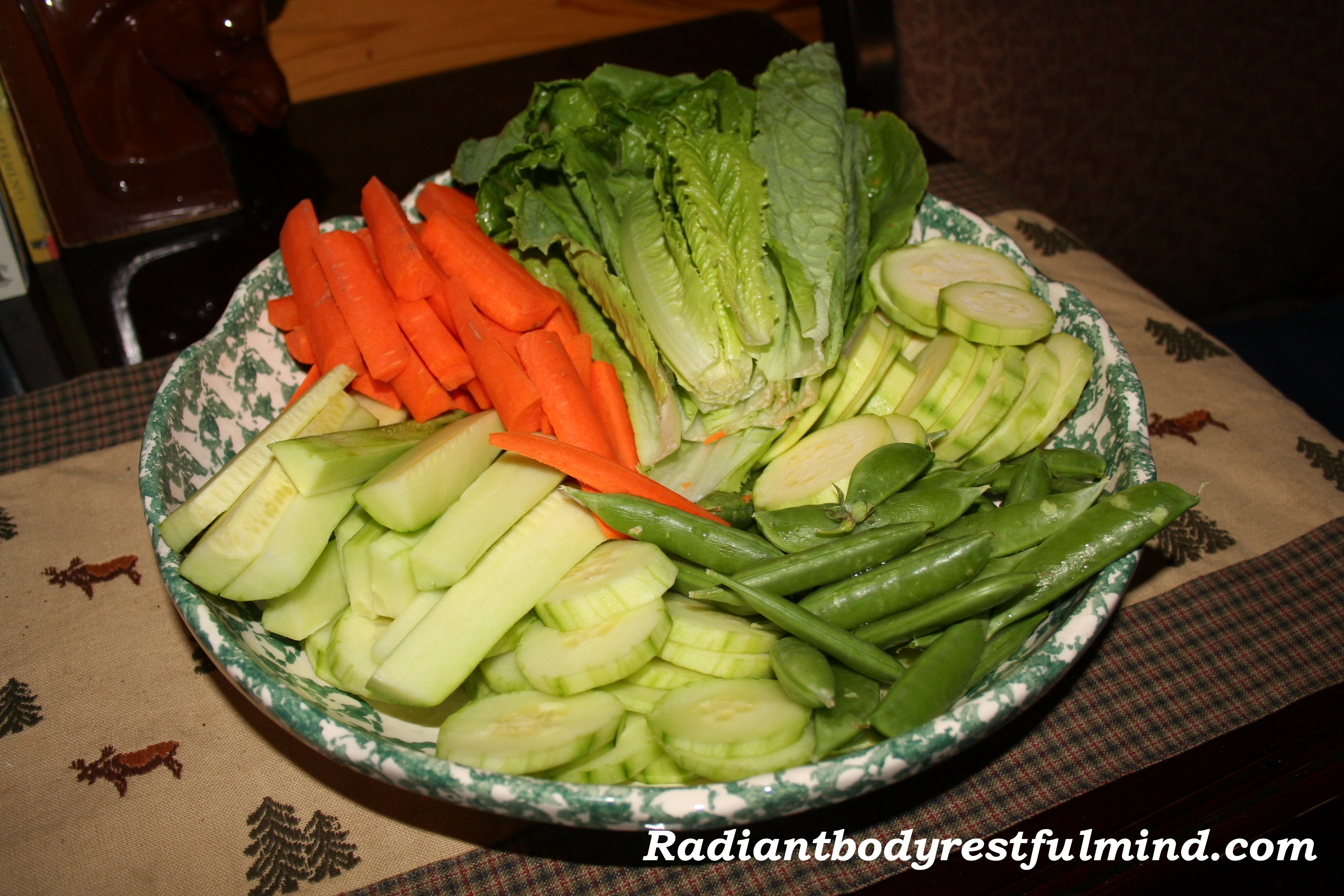 Getting Vegetables In Your Diet