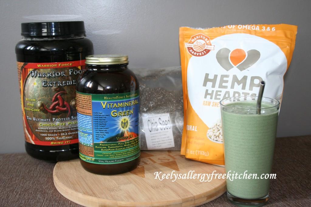 Healthforce Nutritional Smoothie